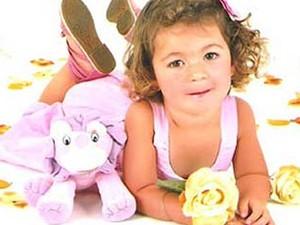 Nívea Victória de apenas 2 anos, assassinada em janeiro de 2012. (Foto: Arquivo Pessoal/Divulgação Polícia Civil)