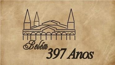 logo aniversário de Belém (Foto: TV Liberal)