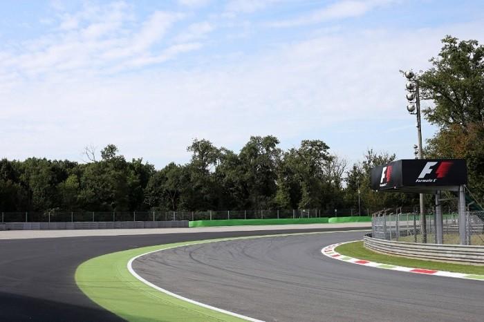 Monza - nova parabolica