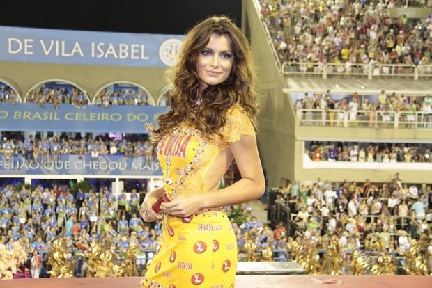 Alinne Moraes (Foto: Isac Luz/EGO)
