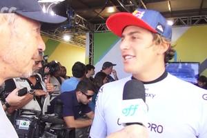 Depois de vencer Gabriel Medina, Leonardo Fioravanti conversa com o Canal OFF