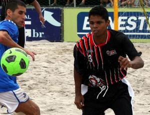 Dino Tambaú é convocado para a seleção brasileira de Beach Soccer (Foto: Divulgação)
