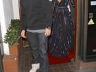 Jennifer Lopez tem programa romântico com Casper Smart