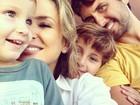 Claudia Leitte fala de maternidade e revela os valores que passa aos filhos