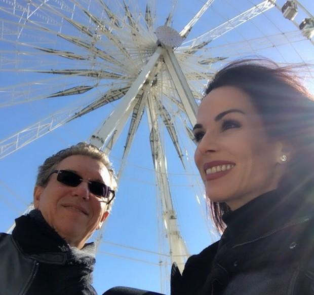 Boninho e Ana Furtado (Foto: Reprodução/Instagram)