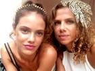Mãe de Laura Neiva aprova pedido de casamento feito por Chay Suede