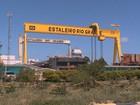 Mais de 500 operários de estaleiro serão demitidos em Rio Grande