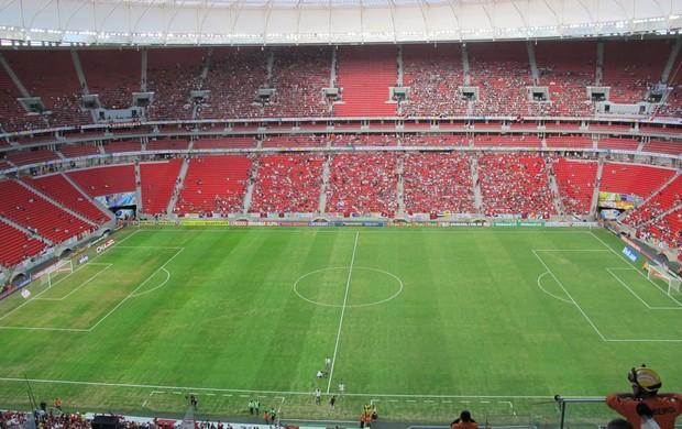 Vasco x Flamengo - Mané Garrincha (Foto: Richard Souza)