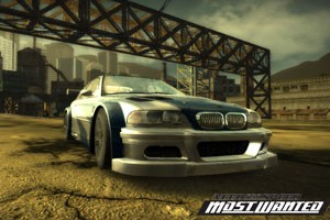 O primeiro 'Need for Speed: Most Wanted' foi lan&#231;ado em 2005 (Foto: Divulga&#231;&#227;o)