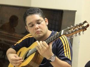 Curso de violão começa no Sesc Amazonas na próxima segunda (27) (Foto: Divulgação/Sesc Amazonas)