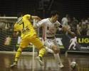 Com 2 gols de Nenê, Jaraguá empata com Joinville pelas quartas de final
