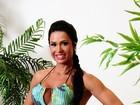 Gracyanne Barbosa lança coleção de moda fitness. Veja os modelos que ela criou para ir à academia