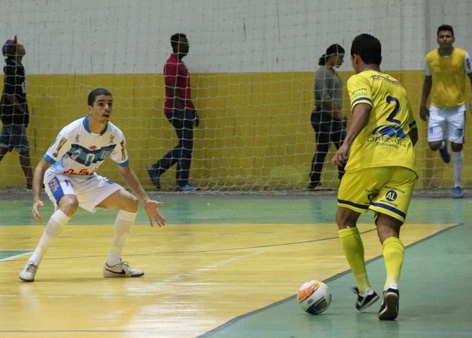 Técnico avalia partida como uma das melhores já disputadas pelo time (Foto: Marco César Souza / Arquivo Pessoal)
