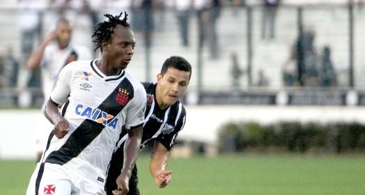 vc dá nota (Paulo Fernandes/Vasco.com.br)