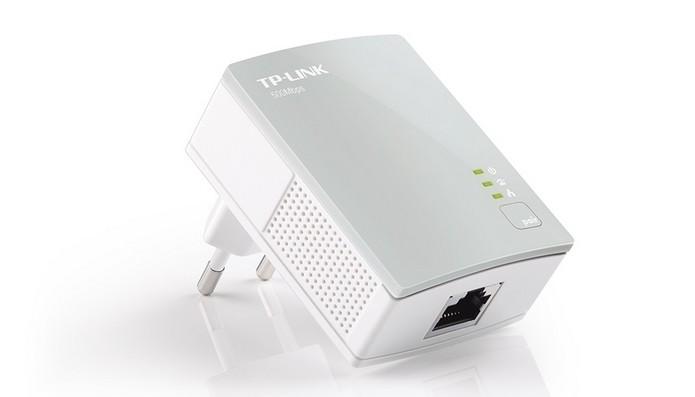 Repetidor TP-Link Powerline TL-PA4010 (Foto: Divulgação/TP-Link)