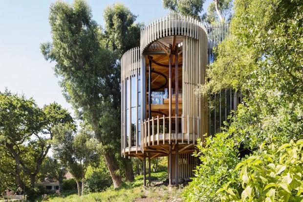 Casa-na-arvore-africa-do-sul (Foto: Reprodução)