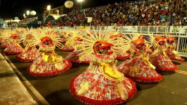 Bôemios prepara enredo para 2015 uma semana após título do carnaval (Arquivo/Boêmios do Laguinho)