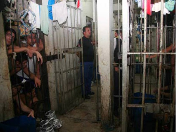 sistema prisional pará justiça federal (Foto: Divulgação/ Justiça Federal)