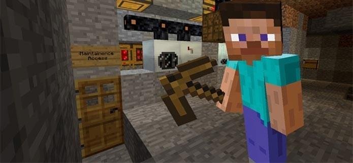 Minecraft PS3 Edition (Foto: Divulgação)