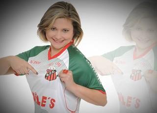 lisete riograndense futebol rs gauchão divisão de acesso presidente (Foto: Reprodução)
