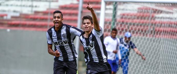 Atlético-MG x Bahia pela Taça BH sub-17 (Foto: Bruno Cantini/ Flickr Atlético-MG)