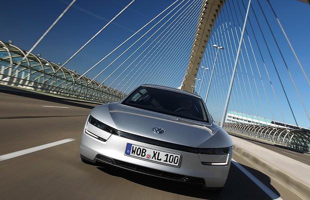 VW XL1 faz 111,1 km/l (Foto: Divulgação)