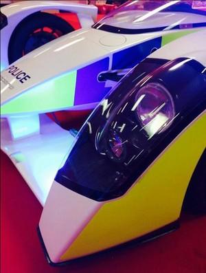 Caparo Formula 1 (Foto: Reprodução / Facebook)