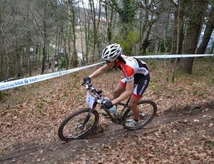Ciclista acreano disputa prova de mountain bike na Espanha (Foto: Cedida/Arquivo pessoal)