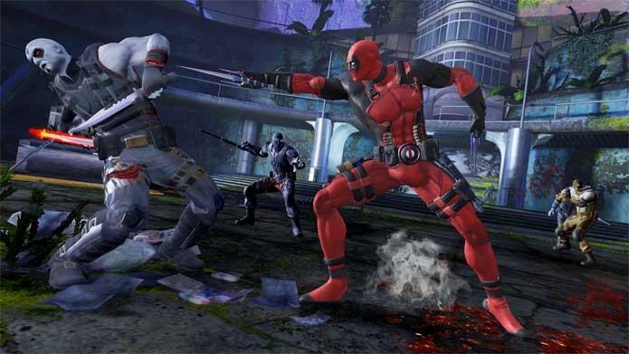 Deadpool (Foto: Divulgação/Activision)
