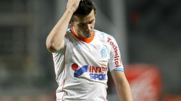 Joey Barton Olympique de Marselha (Foto: Reuters)