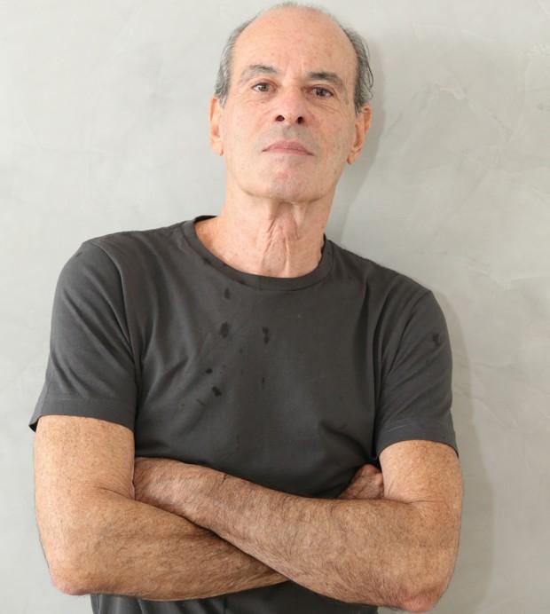 Ney Matogrosso, aos 74 anos, conta que não tem estado muito ligado em sexo (Foto: Gianne Carvalho)