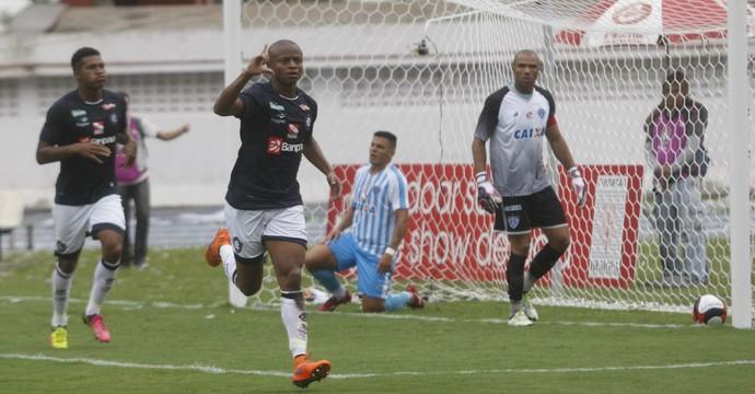 Edgar gol Remo Re-Pa (Foto: Tarso Sarraff/O Liberal)