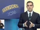 Candidatos à prefeitura de Resende participam de debate na TV Rio Sul