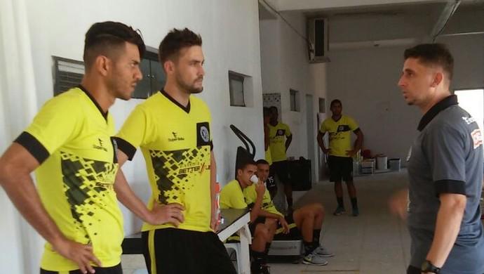 ASA apresentação (Foto: Arquivo Pessoal/Everton Luiz)