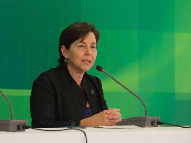 A ministra do Desenvolvimento Social e Combate à Fome, Tereza Campello (Foto: Rafa B./Gabinete Digital/Presidência da República)