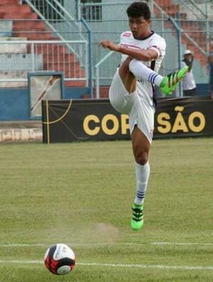 Luiz Fernando, Penapolense, Copa São Paulo de Futebol Júnior, Copinha, Pirapozinho (Foto: Luiz Fernando / Arquivo Pessoal)