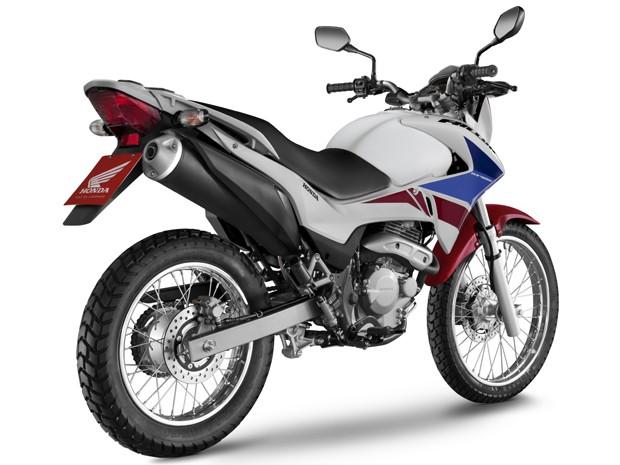 Honda NX 400i Falcon Special Edition (Foto: Divulgação)