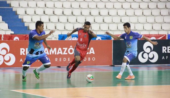 Super Copa Rede Amazônica - Roma PSG x Evolution (Foto: Gabriel Mansur)
