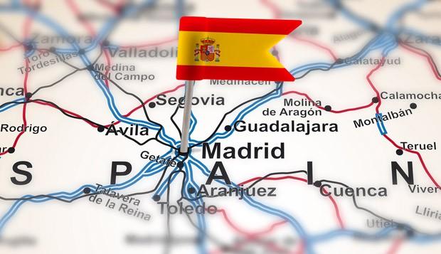 O lado artstico de Madri (Foto: Divulgao)