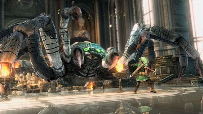 Demo conceitual de The Legend of Zelda para Wii U é como um sonho dos fãs realizado (Foto: justpushstart.com)