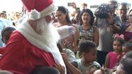 Mais de 30 creches de Salvador participam do natal dos ares nesta terça (12)