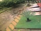 Vigilante é preso suspeito de matar a tiros jovem em Goiânia; veja vídeo