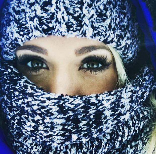 Foto de Carrie Underwood no Instagram (Foto: Reprodução/Instagram)