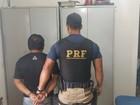 PRF prende homem procurado pela Justiça de Roraima por estupro