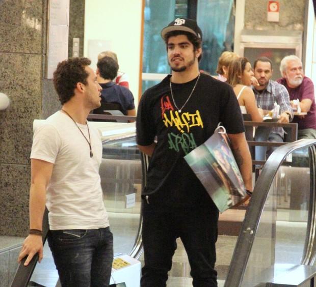 Caio Castro  (Foto: Marcus Pavao / AgNews)