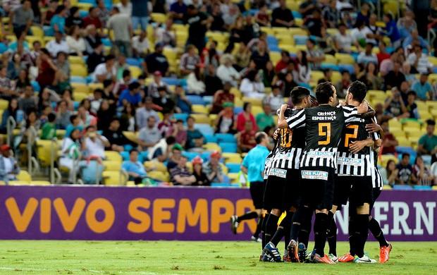 cícero santos gol fluminense brasileirão (Foto: Pedro Martins / Agência Estado)
