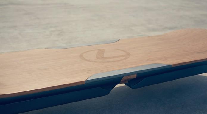 lexus-hoverboard-2 (Foto: Divulgação / Lexus)