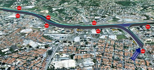corrida autismo (Foto: Divulgação site oficial)
