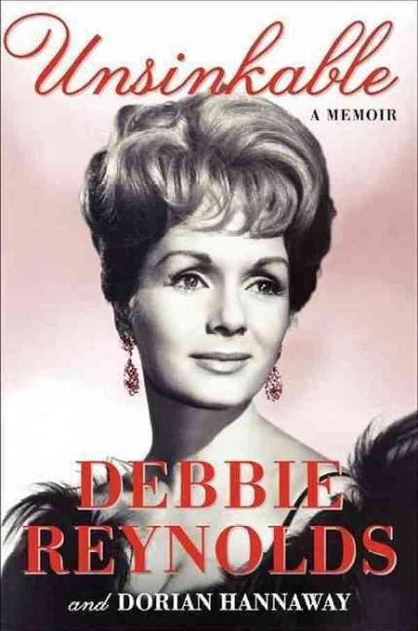A capa da biografia da atriz Debbie Reynolds (Foto: Reprodução)