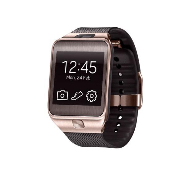 Galaxy Gear 2, novo relógio inteligente da Samsung vem equipado com sistema operacional Tizen no lugar do Android. (Foto: Divulgação/Samsung)